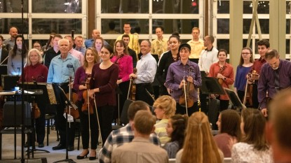 "East Tennessee Symphony Orchestra Presents ""Dvorak and Tchaikovsky"" at Collegedale Commons Oct. 28"